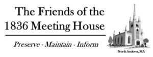 Friends of the 1836 Meeting House logo